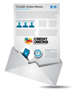 email newsletter for credit unions
